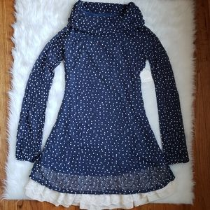 NWT Altar'd State Cowl Neck Dress